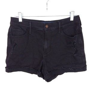 Hollister High-Rise Short 3″ Distressed Shorts